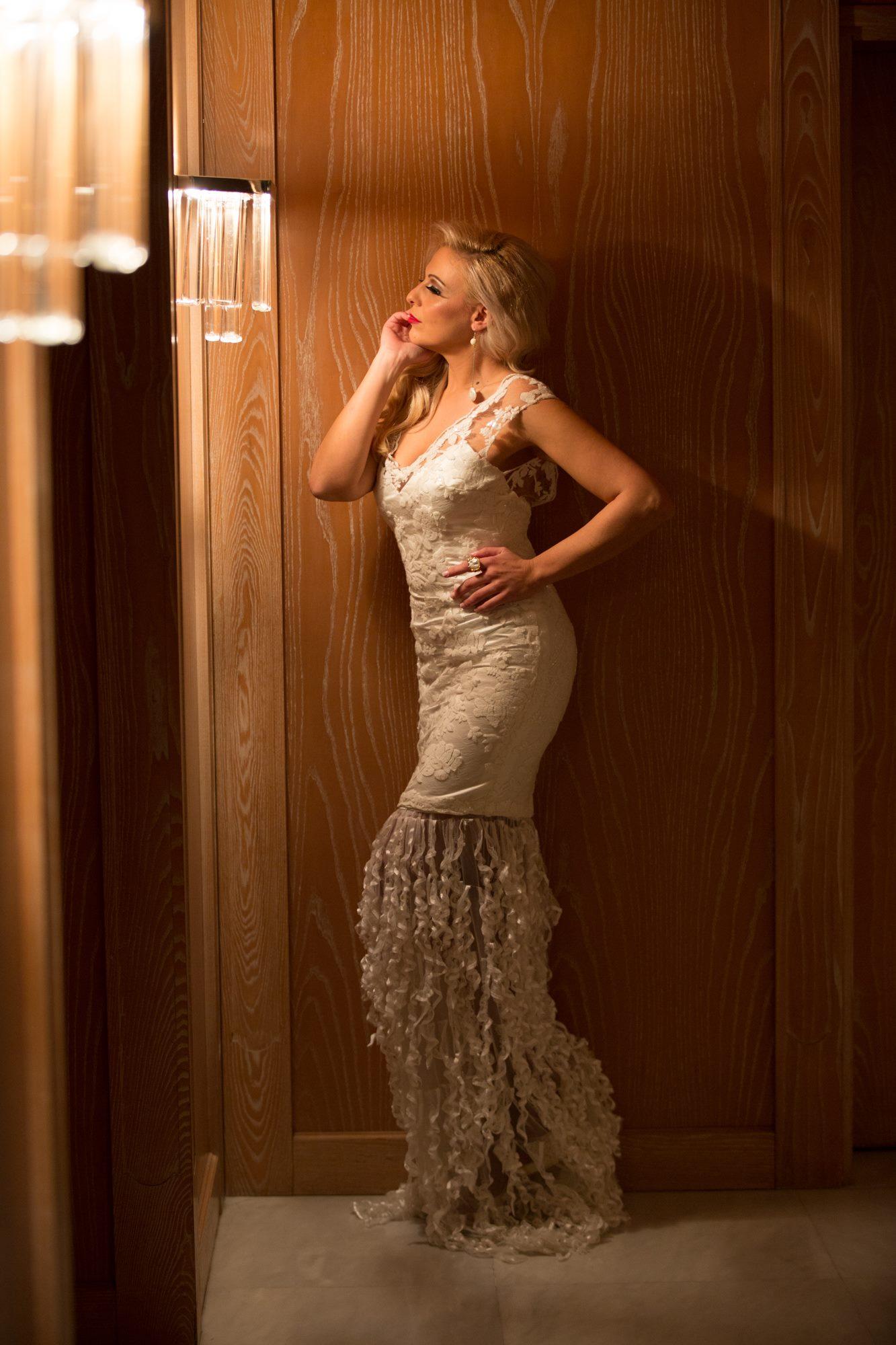 Βραδυνό φόρεμα