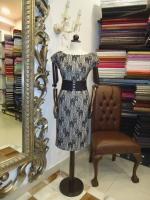Βραδυνό φόρεμα δαντέλα