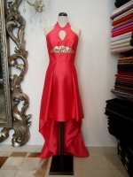 Βραδυνό φόρεμα ταφτάς