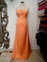Βραδυνό φόρεμα σατέν