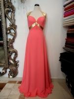 Βραδυνό φόρεμα κρεπ